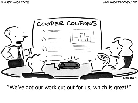 Andertoons for Oct 14, 2012 Comic Strip