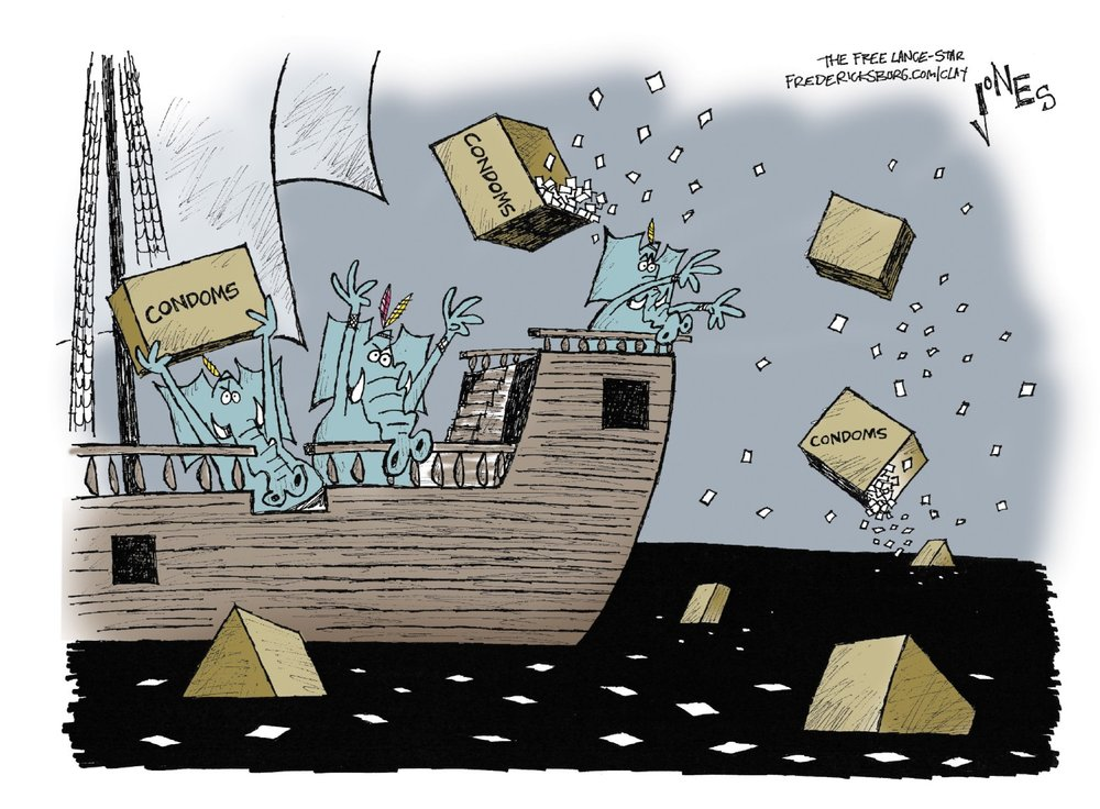Clay Jones Comic Strip for February 14, 2012