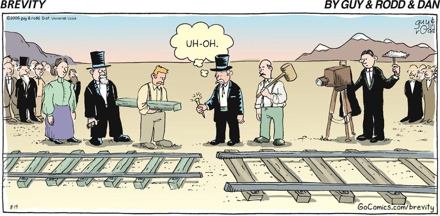 Brevity for Aug 19, 2012 Comic Strip