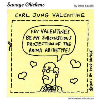 Savage Chickens Comic Strip for February 13, 2014