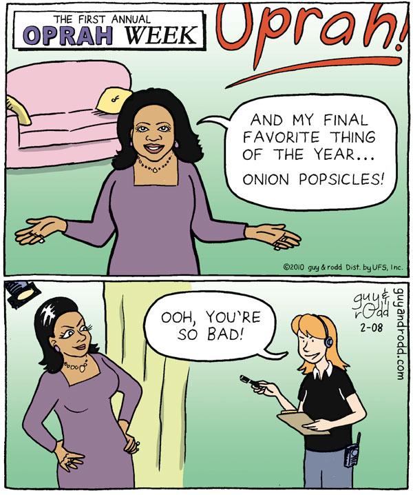 Brevity Comic Strip for February 08, 2010