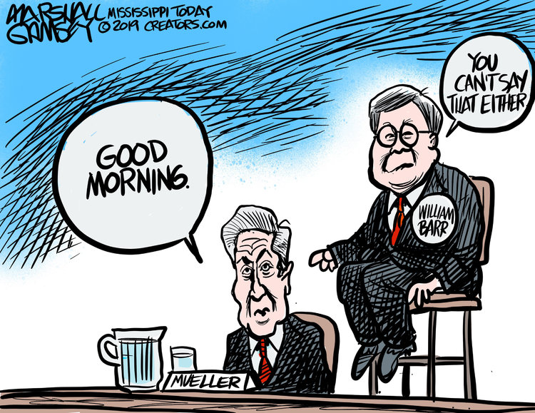 Marshall Ramsey by Marshall Ramsey for July 23, 2019