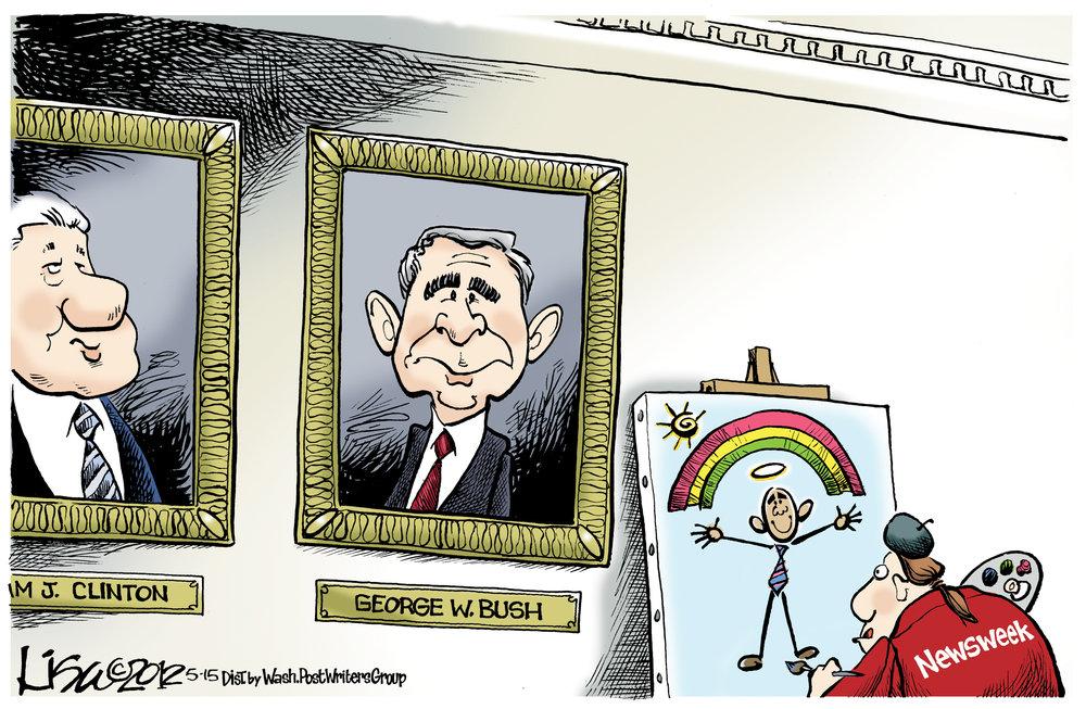 Lisa Benson Comic Strip for May 15, 2012