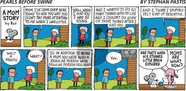 Pearls Before Swine - Sunday June 28, 2020 Comic Strip