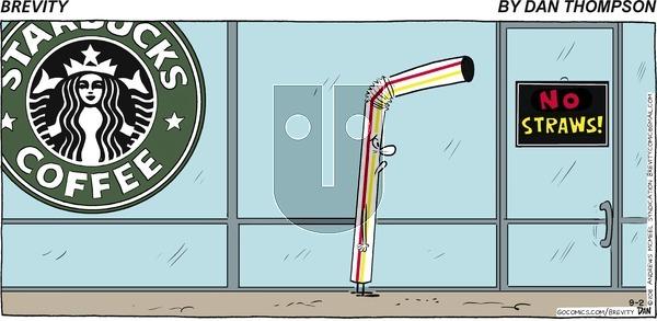 Brevity on Sunday September 2, 2018 Comic Strip