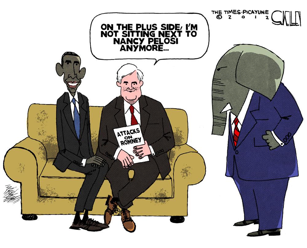 Steve Kelley Comic Strip for January 18, 2012