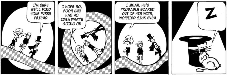 Ordinary Bill Comic Strip for September 11, 2019