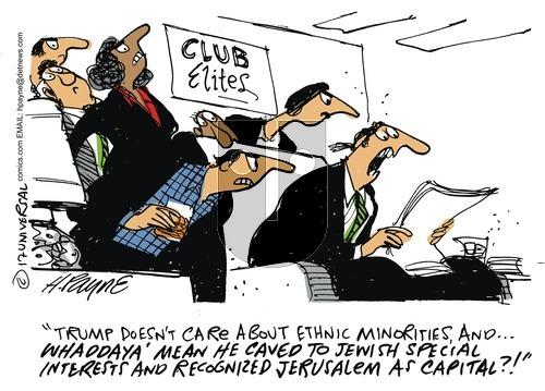 Henry Payne on Sunday December 10, 2017 Comic Strip