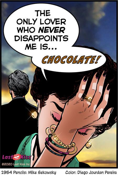 Last Kiss Comic Strip for February 10, 2020