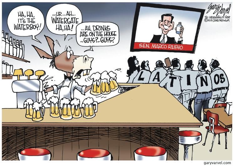 Gary Varvel Comic Strip for February 18, 2013