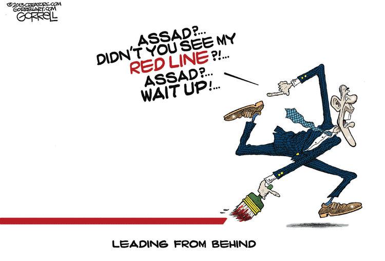 Bob Gorrell for Jun 14, 2013 Comic Strip