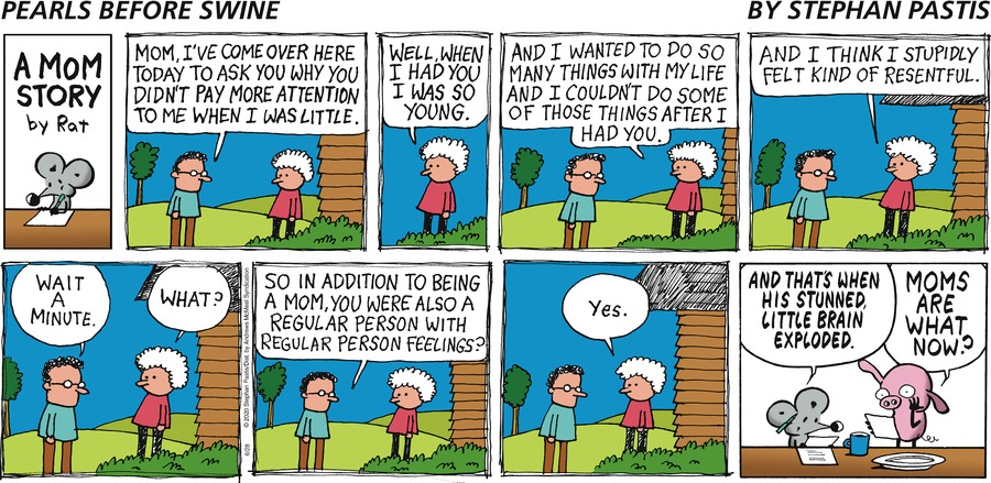 Pearls Before Swine by Stephan Pastis on Sun, 28 Jun 2020
