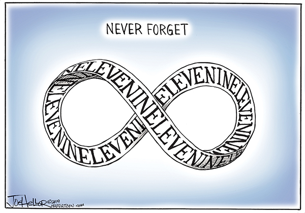 Joe Heller Comic Strip for September 11, 2019