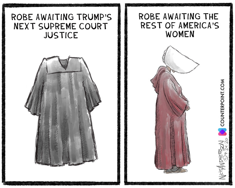 Nick Anderson Comic Strip for September 25, 2020