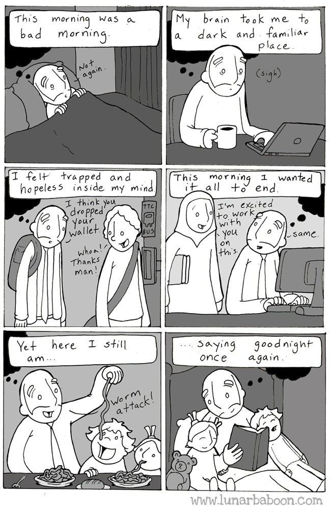 Lunarbaboon by Christopher Grady for April 21, 2019