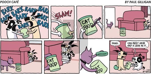 Pooch Cafe - Sunday July 21, 2019 Comic Strip