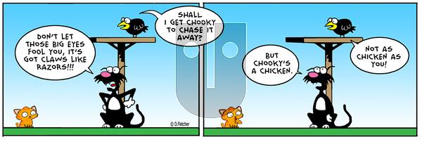 Crumb on Friday February 12, 2021 Comic Strip