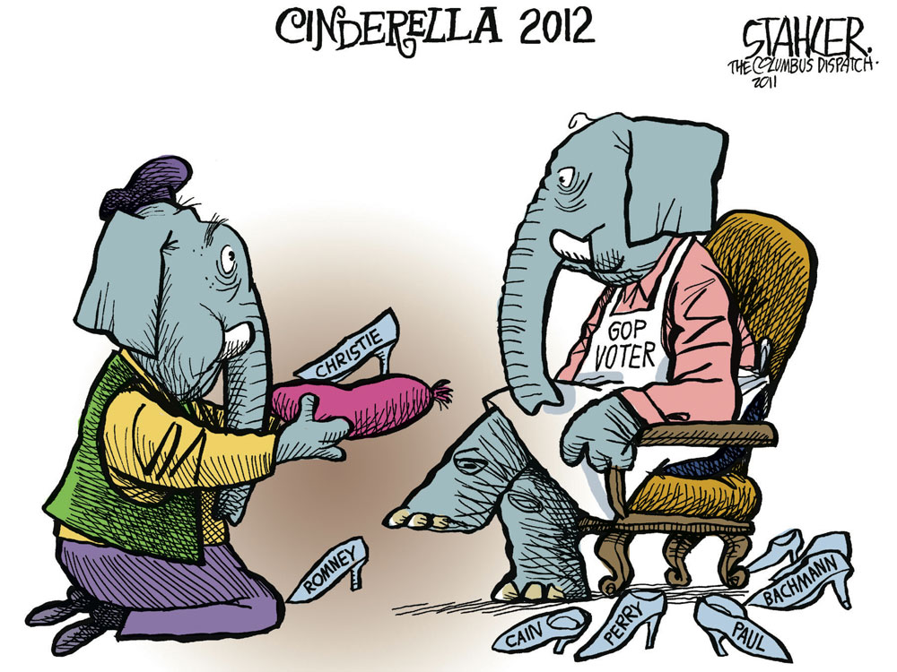 Jeff Stahler Comic Strip for October 02, 2011