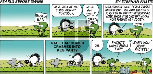 Pearls Before Swine on Sunday April 28, 2019 Comic Strip