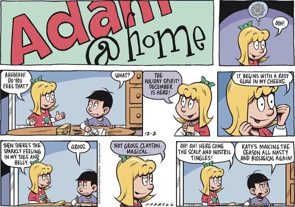 Adam@Home