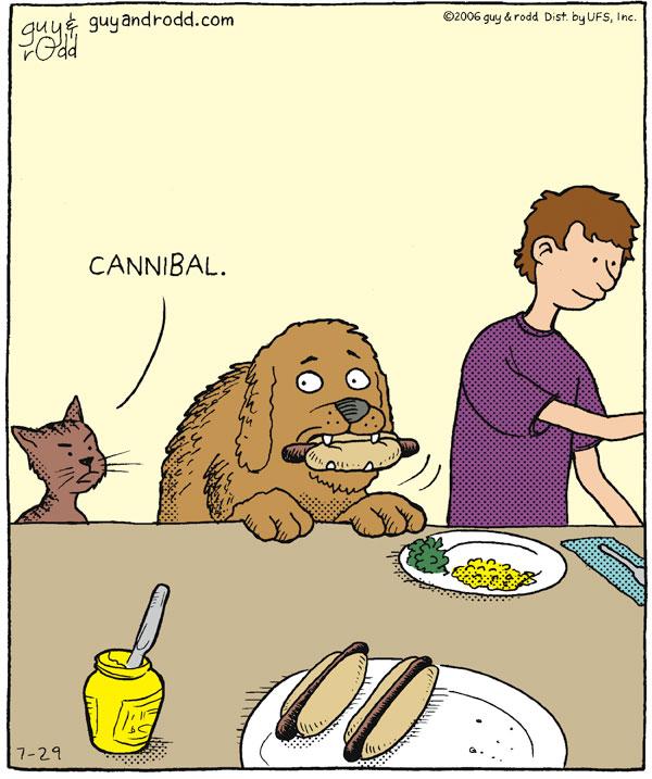 Brevity for Jul 29, 2006 Comic Strip