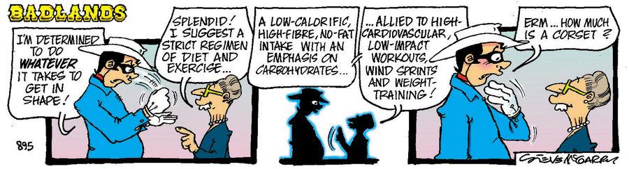 Badlands Comic Strip for July 22, 2021