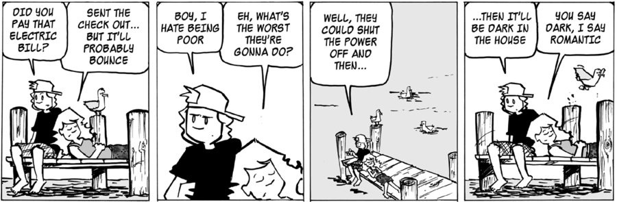 Ordinary Bill for May 22, 2013 Comic Strip