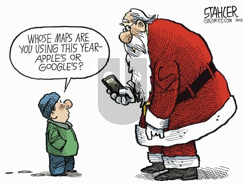 Jeff Stahler on Sunday December 16, 2012 Comic Strip