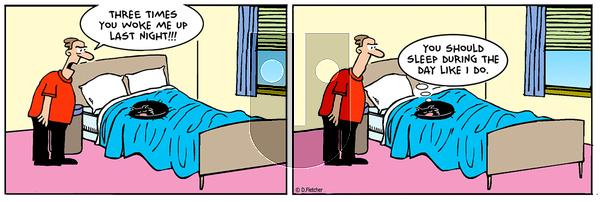 Crumb on Wednesday January 22, 2020 Comic Strip