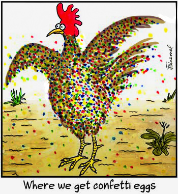 Birdbrains for Mar 22, 2013 Comic Strip