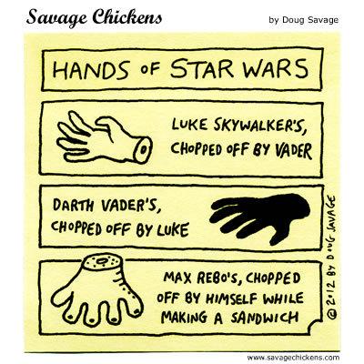 Savage Chickens for Jul 14, 2016 Comic Strip