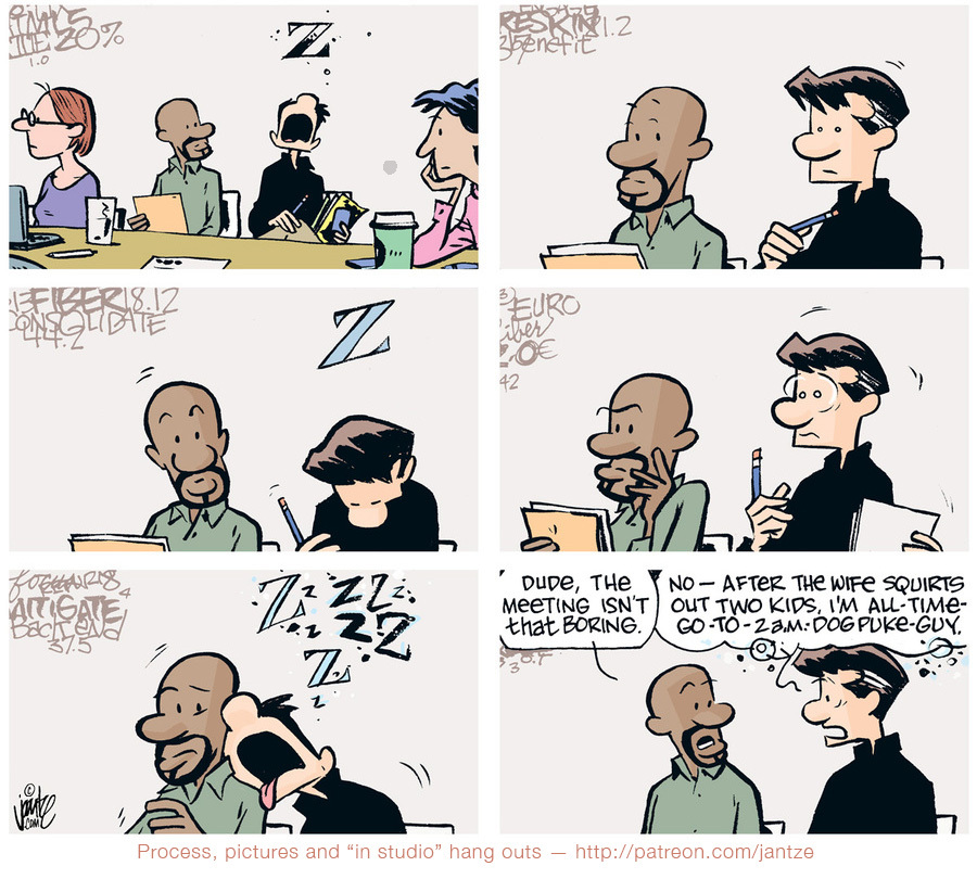 The Norm 4.0 Comic Strip for December 05, 2016