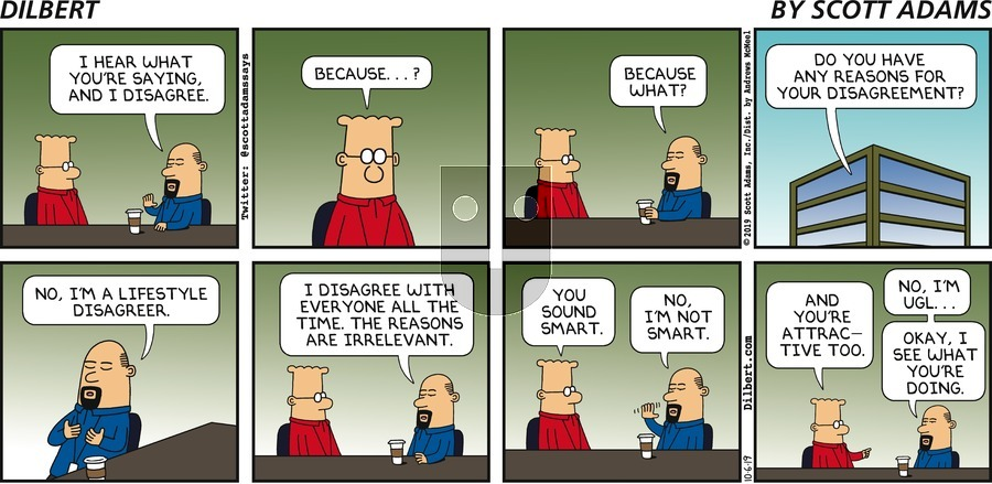 Purchase Comic Strip for 2019-10-06