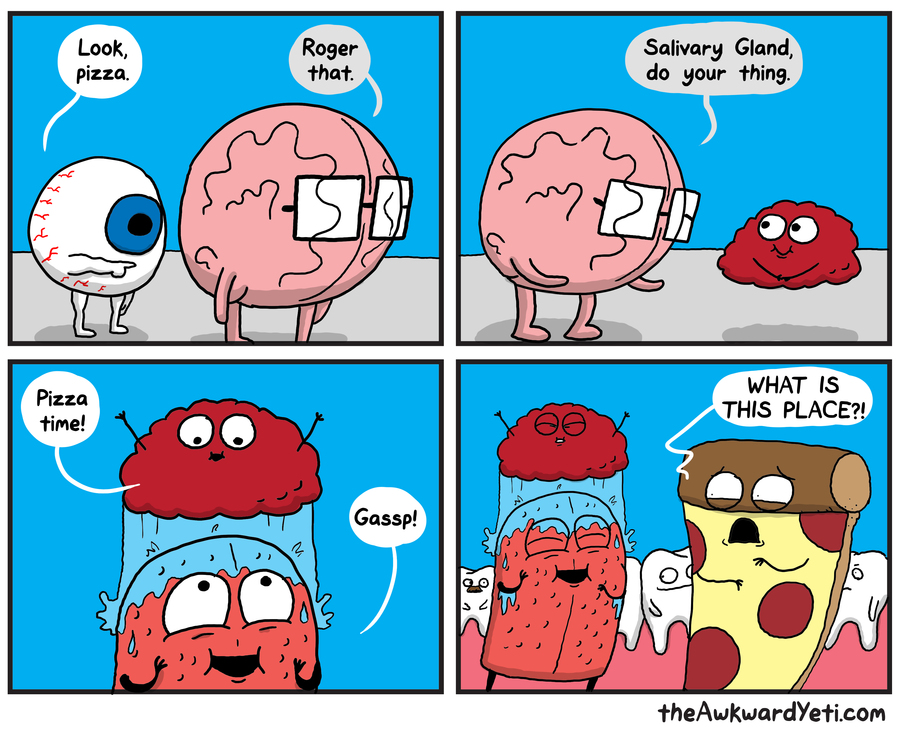 The Awkward Yeti by Nick Seluk for September 16, 2019