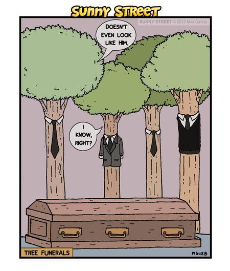 Sunny Street Comic Strip for February 16, 2016
