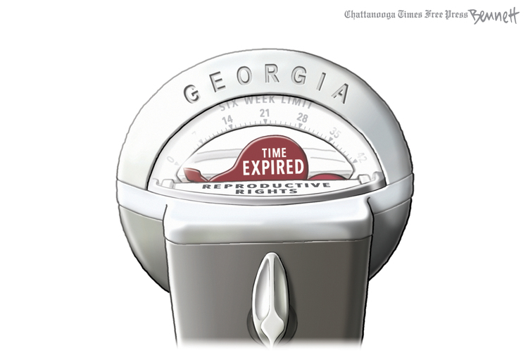 Clay Bennett by Clay Bennett for May 08, 2019