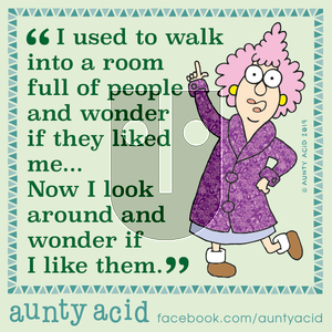 Aunty Acid on Saturday December 14, 2019 Comic Strip