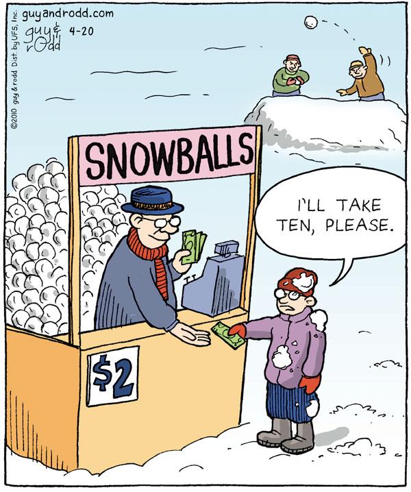 Brevity Comic Strip for April 20, 2010