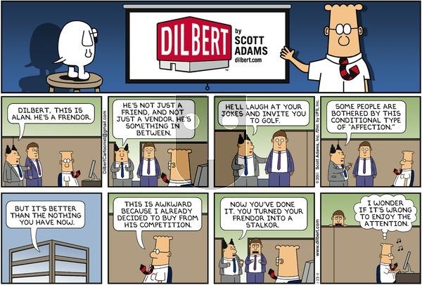 Dilbert - Sunday January 23, 2011 Comic Strip