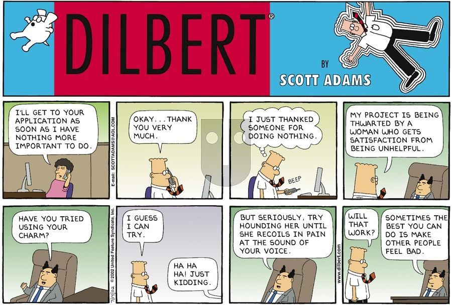 Purchase Comic Strip for 2002-07-14