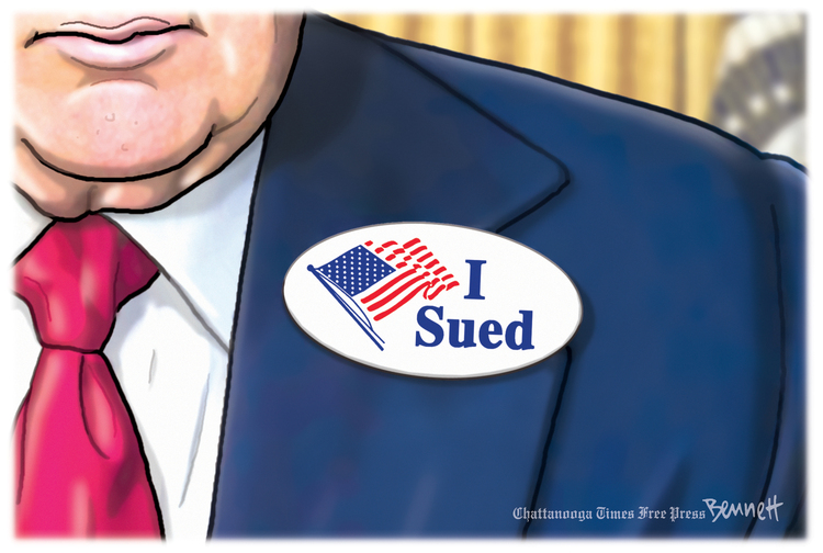 Clay Bennett Comic Strip for November 08, 2020