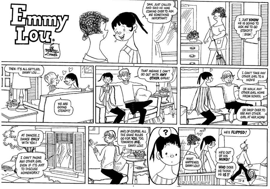 Emmy Lou by Marty Links on Sun, 21 Jun 2020