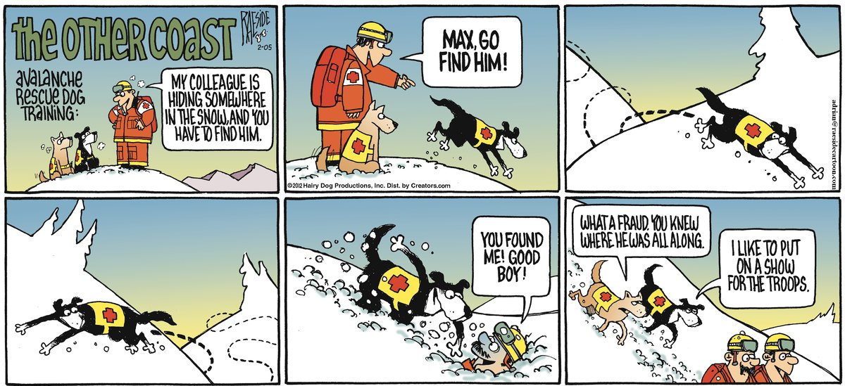 The Other Coast Comic Strip for February 05, 2012