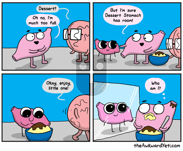 The Awkward Yeti on Monday September 23, 2019 Comic Strip