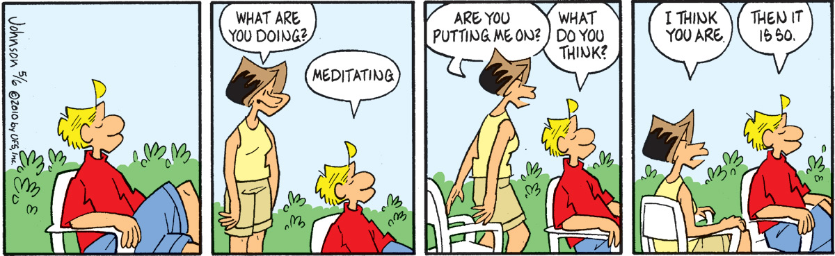 Arlo and Janis for May 6, 2010 Comic Strip