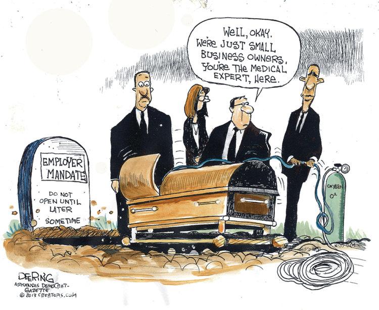 John Deering for Jul 9, 2013 Comic Strip