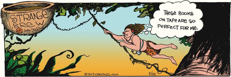 Strange Brew for Aug 25, 2013 Comic Strip