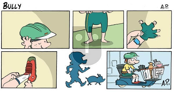 Bully - Sunday September 13, 2020 Comic Strip