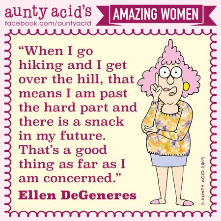 Aunty Acid Comic Strip for November 17, 2019
