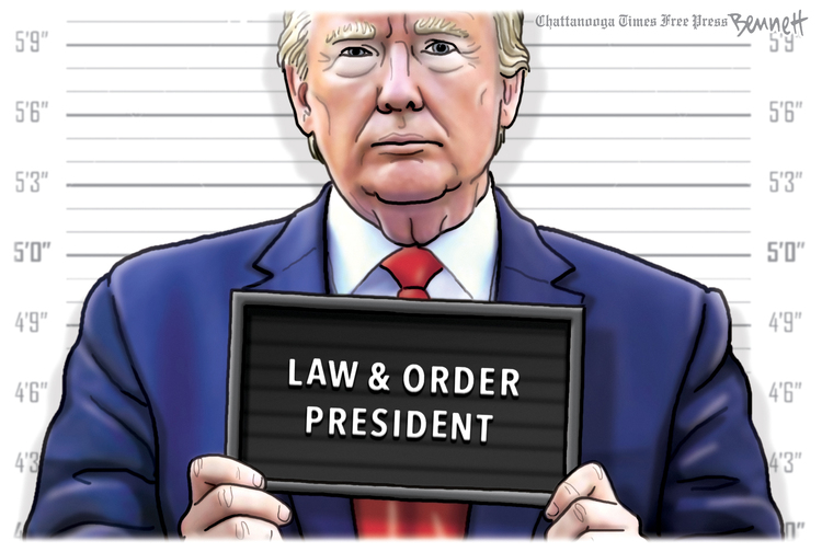 Clay Bennett Comic Strip for June 09, 2020